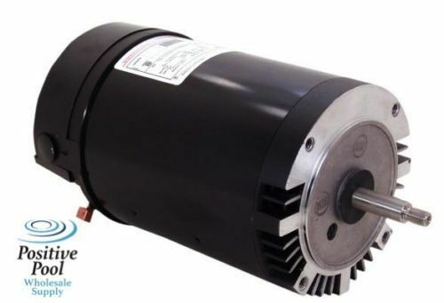 Hayward northstar pump 2 0hp usn1202 motor century for Ao smith replacement motors