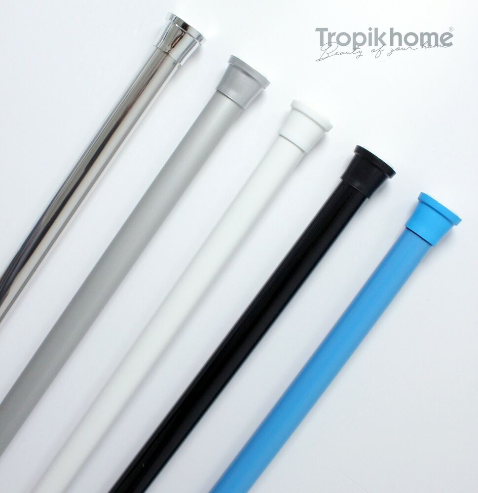Quality Extendable Spring Shower Curtain Rod Rail