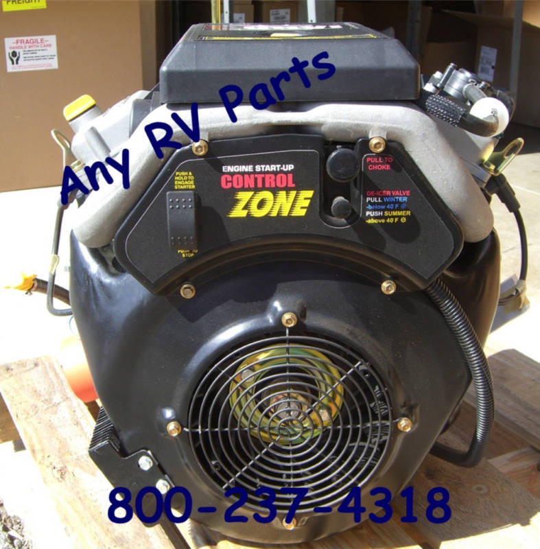 Generac guardian gasoline gth990 engine 0e6221 in stock for Who makes generac motors