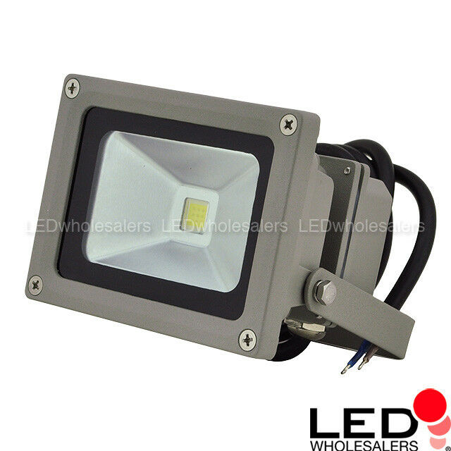 led outdoor waterproof security floodlight light fixture for parking