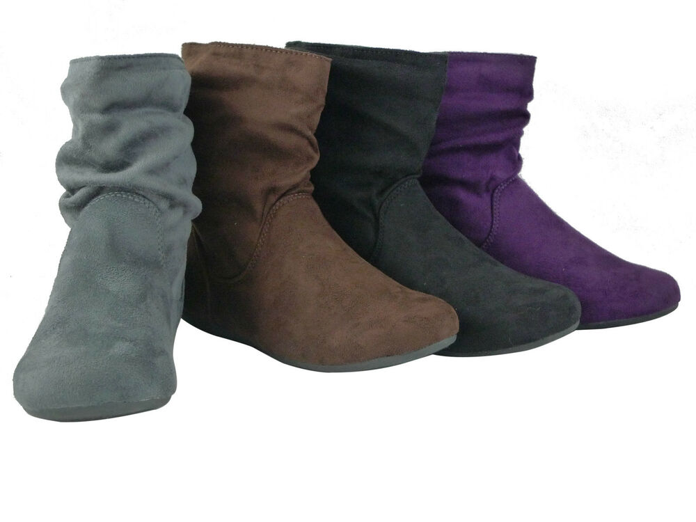 New Style Women Boots Ankle High Fashion Cute Design ...