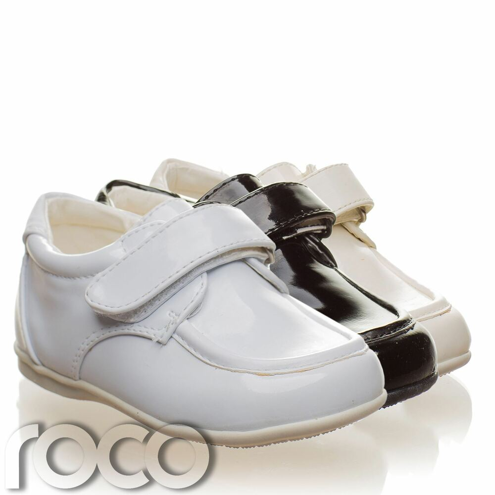 Baby Boys White Shoes, Boys Wedding Shoes, Page Boy Shoes ...