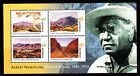 2002 Birth Centenary Albert Namatjira MUH Mini Sheet