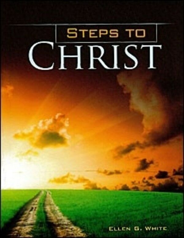 steps to christ summary The new testament of the bible records more than 30 miracles that jesus  performed  and while he is making his way, someone else steps down ahead of  him.