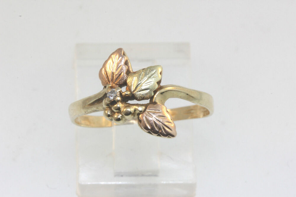 Where To Buy Black Hills Gold Rings