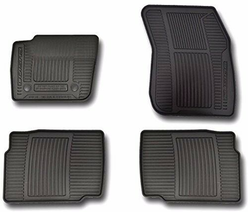 Look 2013 2016 Oem Ford Fusion All Weather Floor Mats
