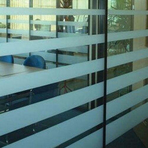 Diy Privacy Window Film Etched Glass Frosted Etch Self