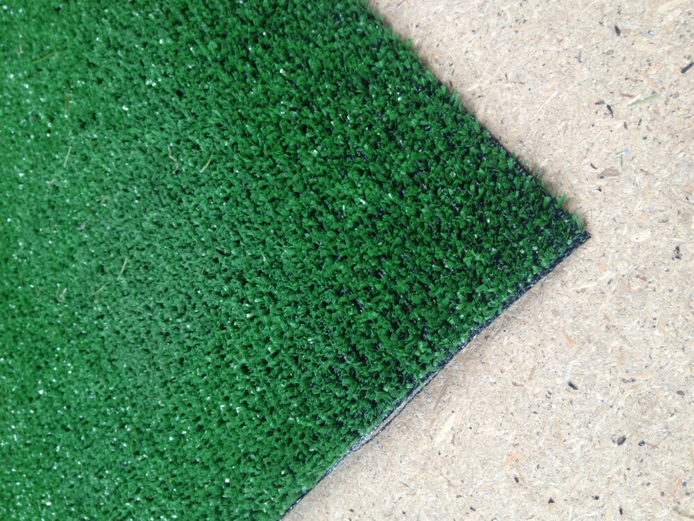 Artificial Grass Mat Greengrocers Fake Grass 6ft X 3ft