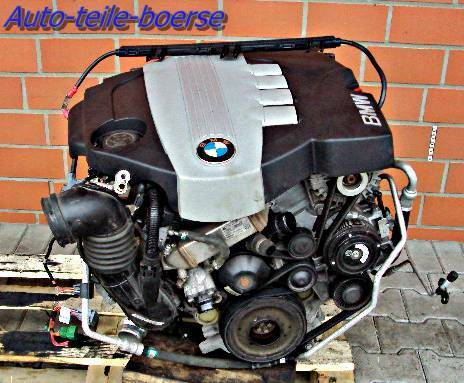 bmw diesel motor 177ps n47d20a 118d 120d 320d 520d ebay. Black Bedroom Furniture Sets. Home Design Ideas
