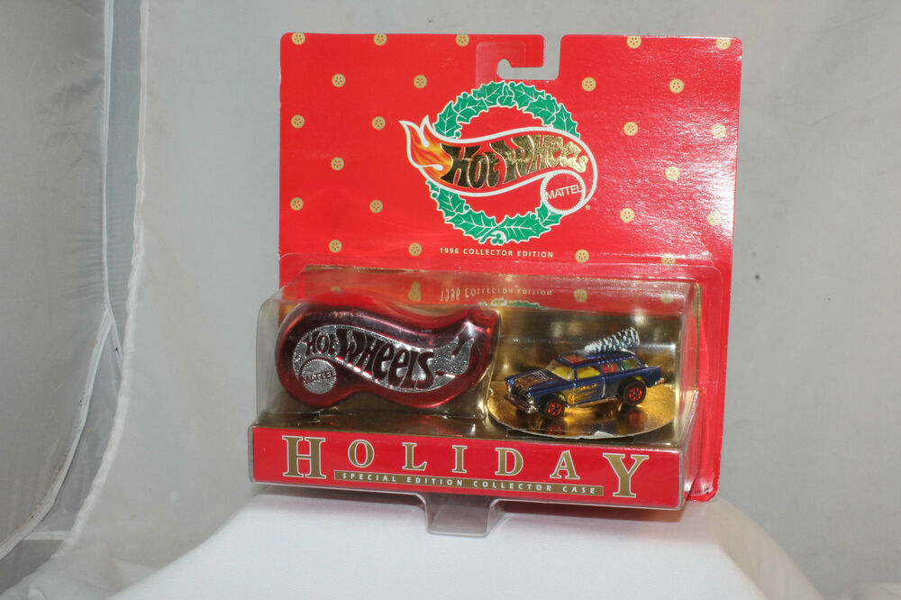 Hot Wheels Holiday Christmas 1996 Collector Edition Nomad