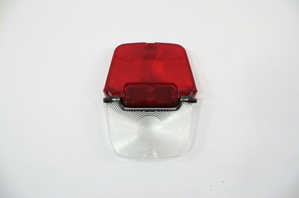 Usa Made 1962 64 Chevy Ii Nova Wagon Tail Light Lens