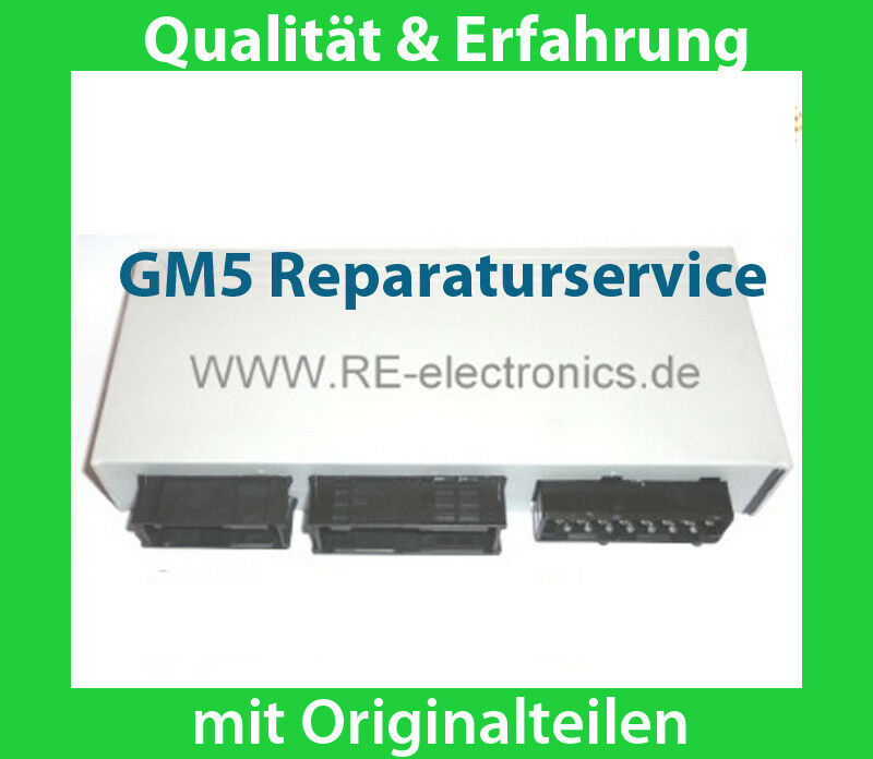 reparatur der zv zentralverriegelung bmw grundmodul gm5. Black Bedroom Furniture Sets. Home Design Ideas