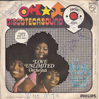 45 giri LOVE UNLIMITED Orchestra (Barry White)- Love's Theme (1974)