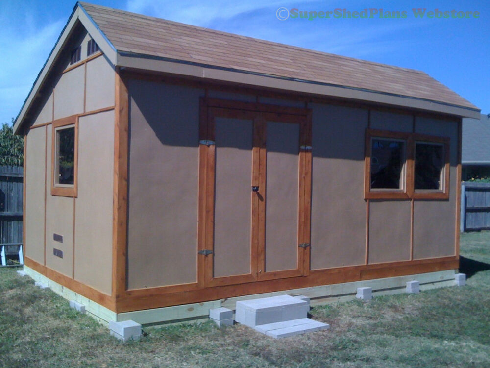 Custom design shed plans 8x8 gambrel wood total shed for Gambrel shed