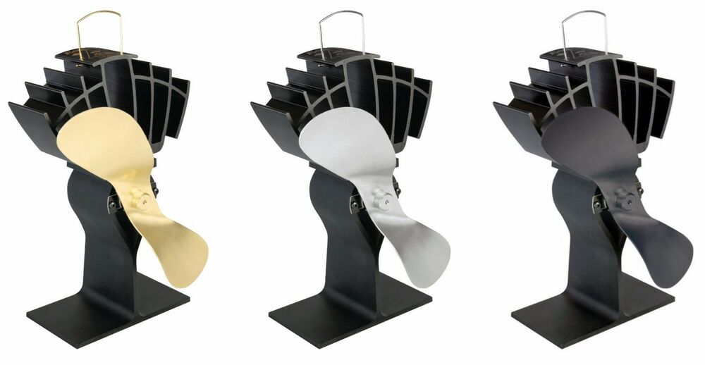 ecofan 810 stromloser kaminofen ventilator f r holzofen fen gebl se 3 farben ebay. Black Bedroom Furniture Sets. Home Design Ideas