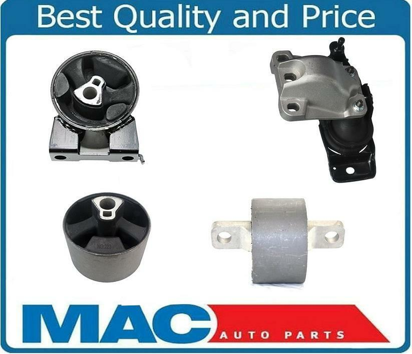 2008-2010 Chrysler Town & Country 4.0L Engine Motor Mounts