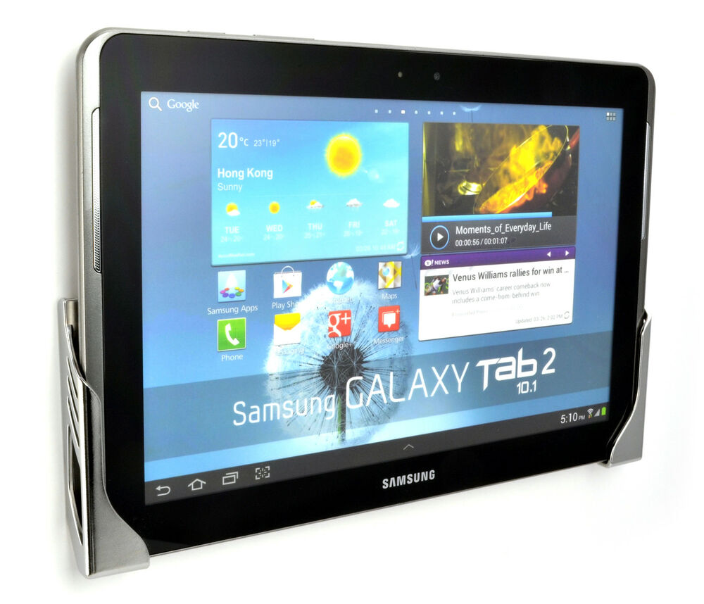 Samsung Galaxy Tab Tab S Wall Mount Dock Charging