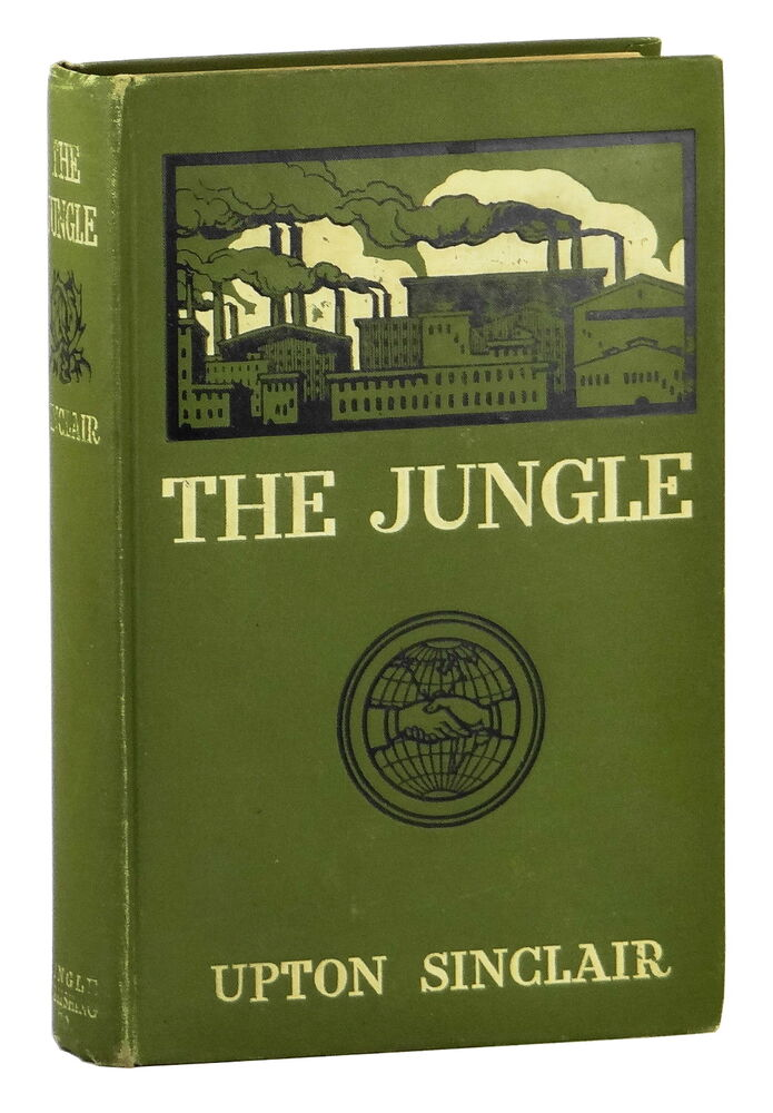 "the depiction of the society in the jungle by upton sinclair The jungle [upton sinclair] on amazoncom free shipping on qualifying offers unabridged 85""x11"" student value production of the jungle, written by the pulitzer prize winning journalist upton sinclair (1878–1968) upton sinclair wrote the novel to portray the changing lives of immigrants traveling to the united states and landing in chicago or other industrialized cities sinclair exposed shocking government and business corruption in this 1906 best seller."