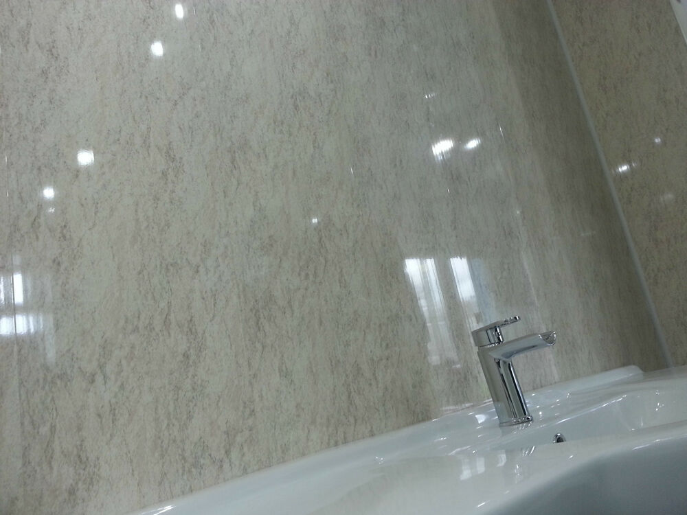 tile wall panels for bathroom 5 beige granite effect bathroom cladding wall panels 24372