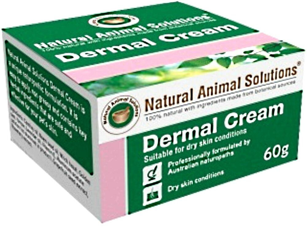 Natural Skin Cream For Cats