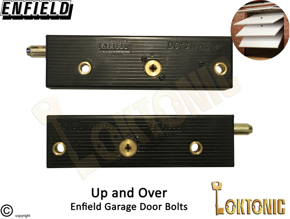 Enfield Up And Over Garage Door Lock Bolts High Security