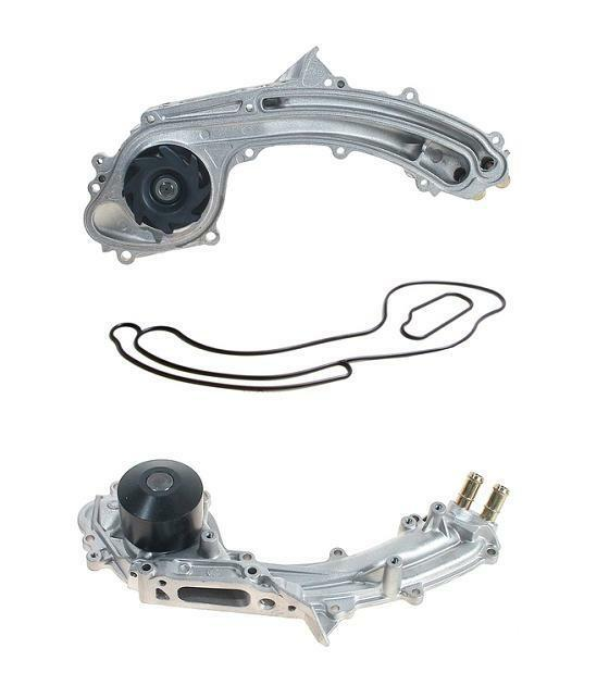 Acura Legend Coupe 1991-1995 Engine Water Pump With Dual