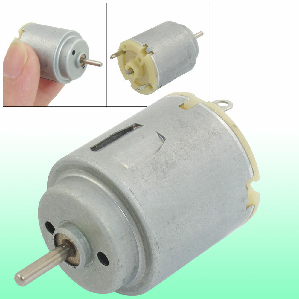 New 2mm Shaft Diameter 3v 8000rpm Dc Mini Motor Ebay