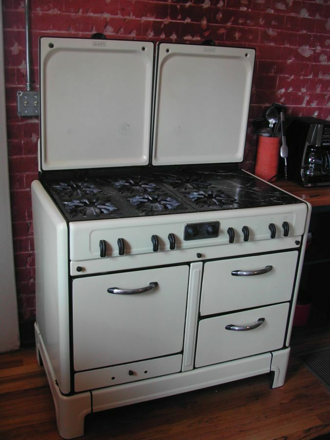 retro kitchen islands absolutely gorgeous vintage 1938 amp black enamel 1938