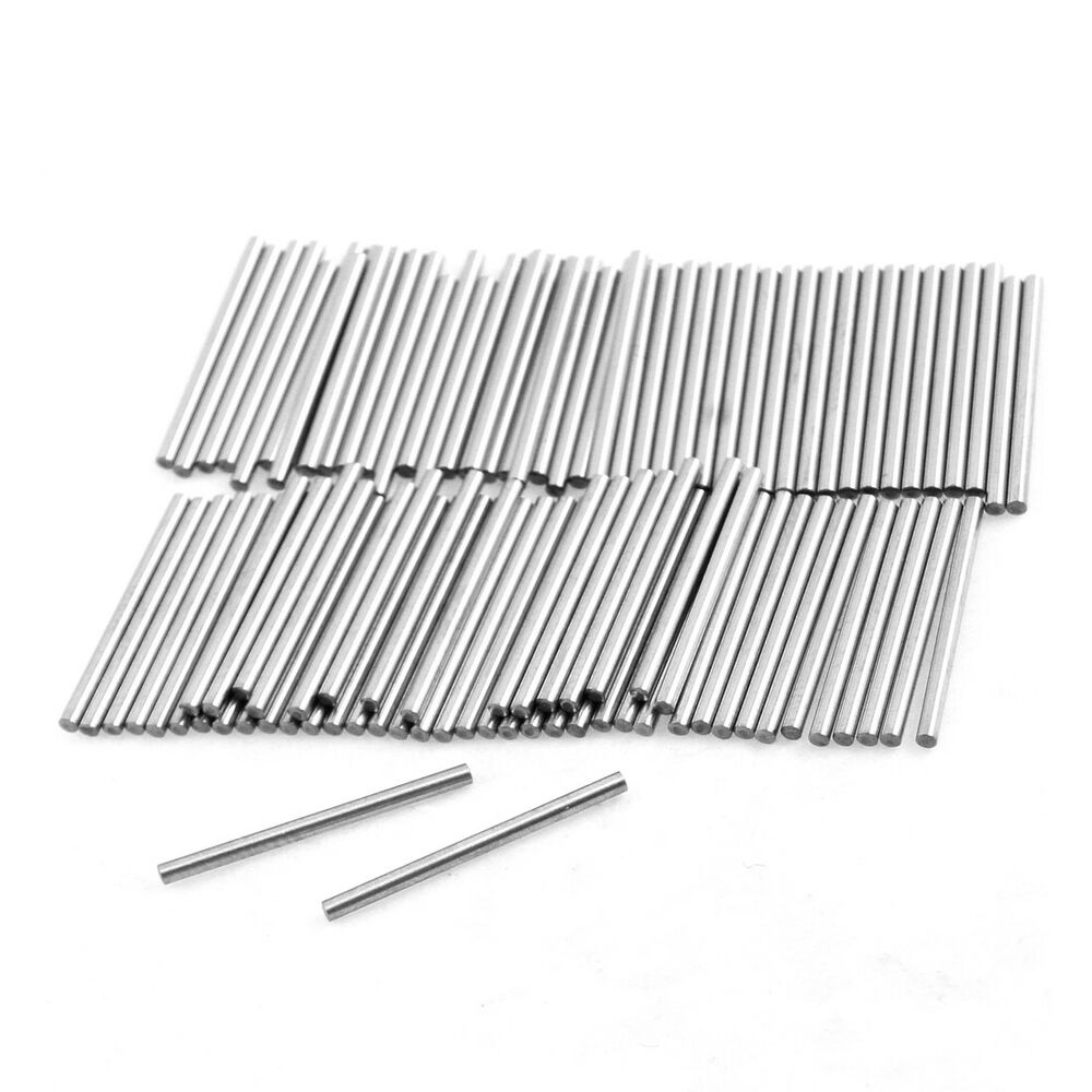 100 pcs stainless steel x dowel pins fasten for Stainless steel elements
