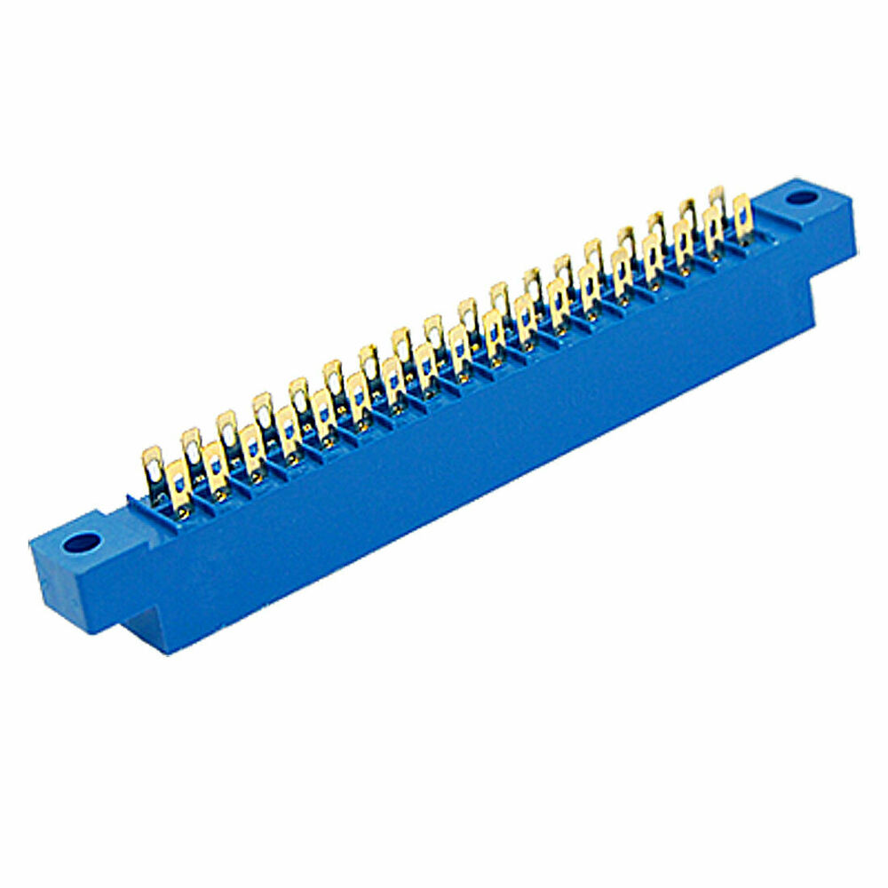 18Px2 36Pin 3.96mm Pitch Card Edge Connector PCB Slot