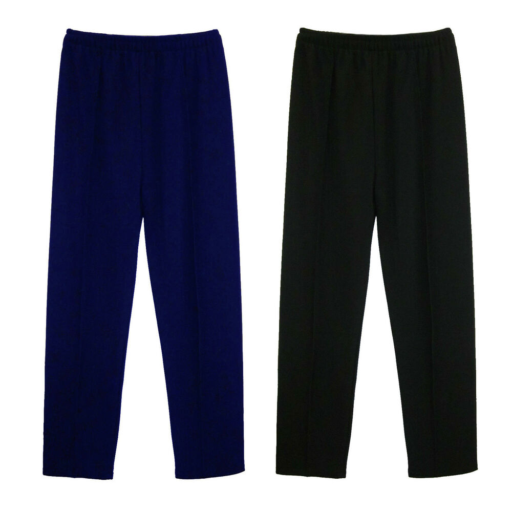 Related: womens black trousers black trousers men black trousers for men black trousers man black dress pants. Include description. Categories. Selected category All. Womens Black Velvet Palazzo Pants High Waist Wide Leg Culottes Long Trousers. Brand New · Unbranded. $ Buy It .