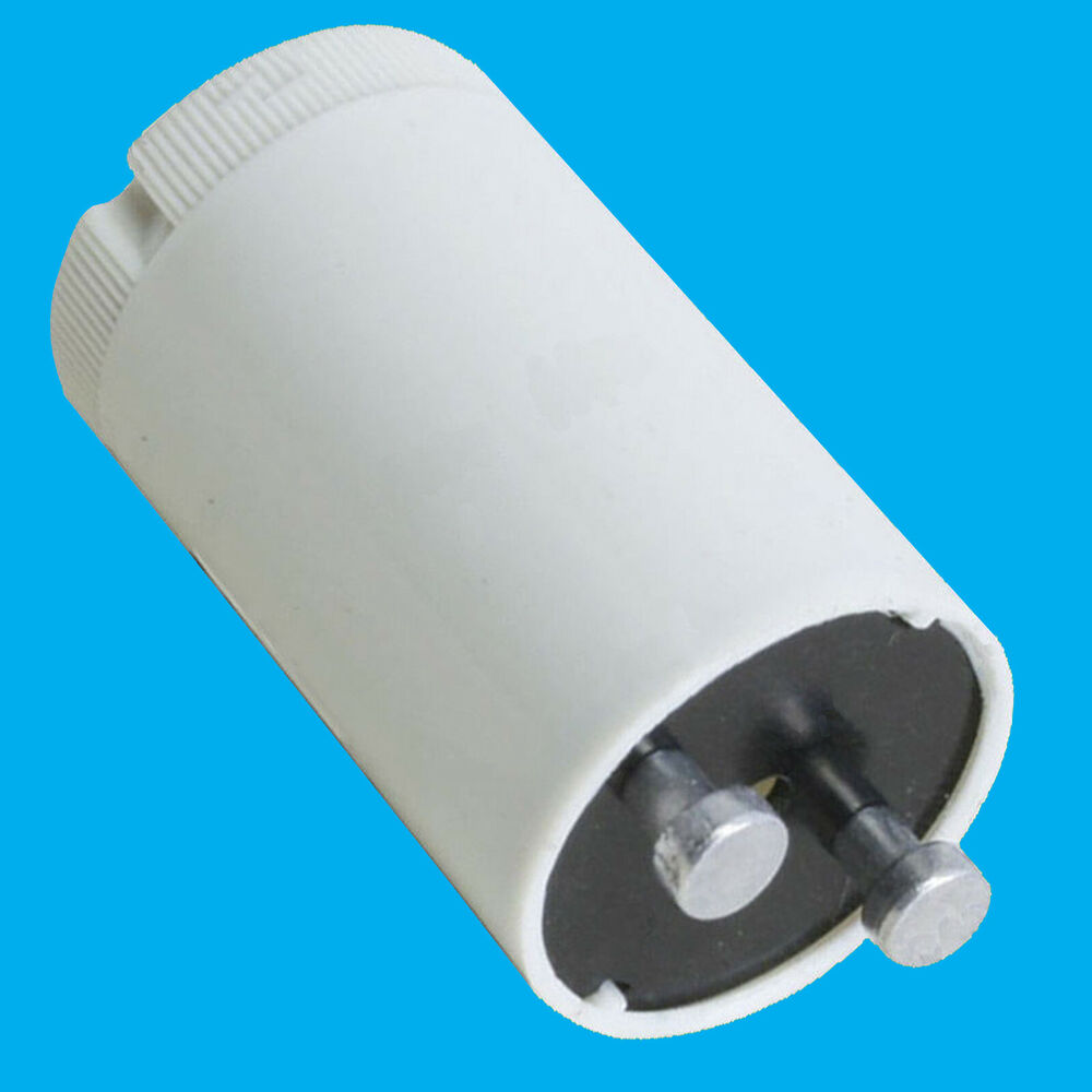 5x 70-125W Fluorescent Tube Strip Light Lamp Starter