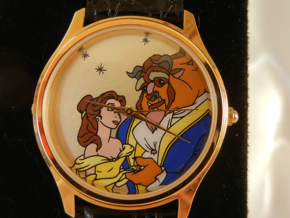 New Disney Musical Melody Beauty And The Beast Limited