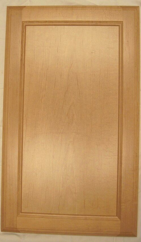 prefinished kitchen cabinet doors prefinished maple flat and raised panel cabinet doors ebay 24898
