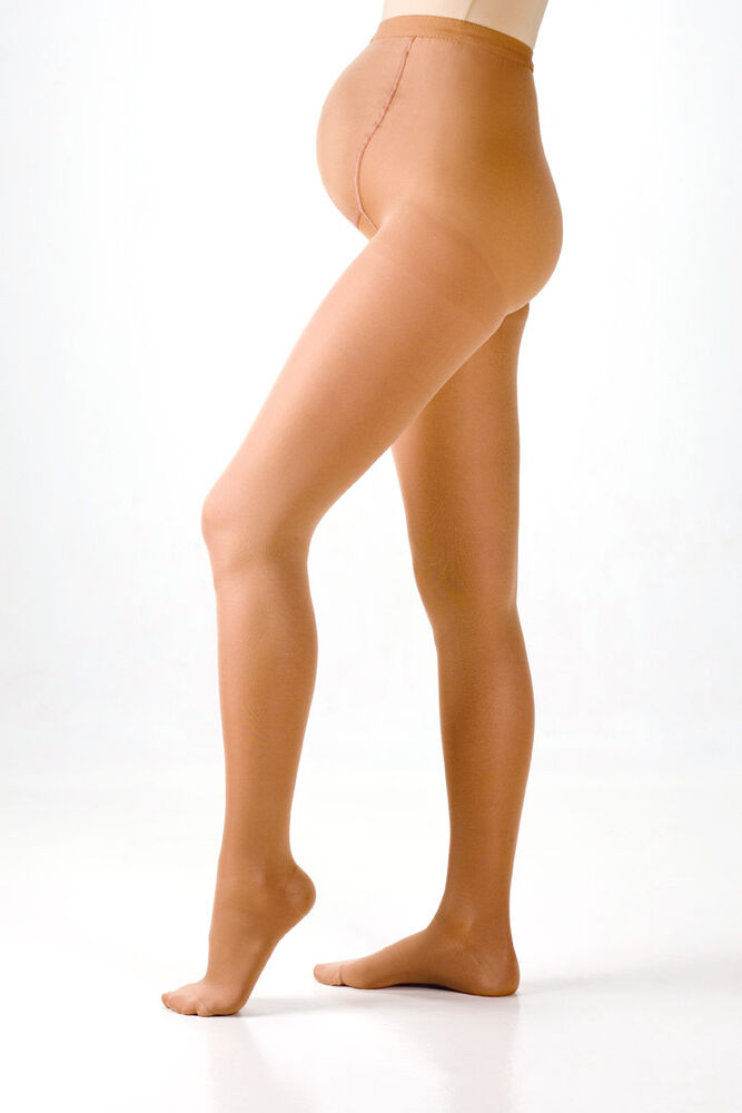 Sheer Maternity Pantyhose 15-20mmHg compression