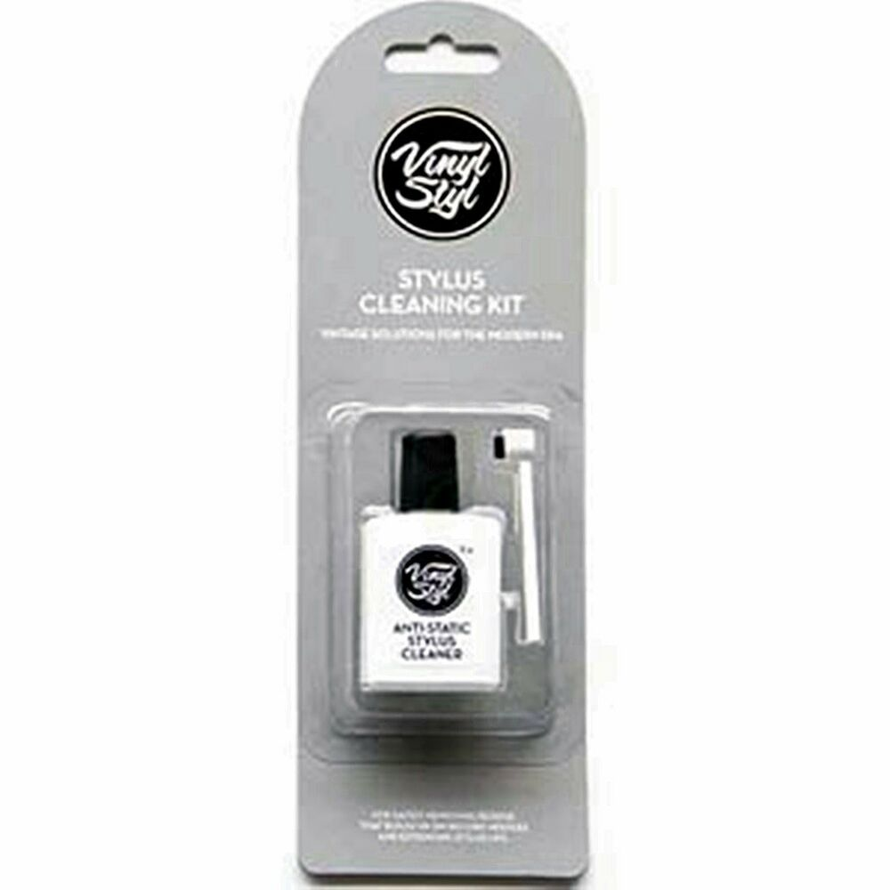Stylus Cleaning Kit Vinyl Styl Anti Static Cleaner