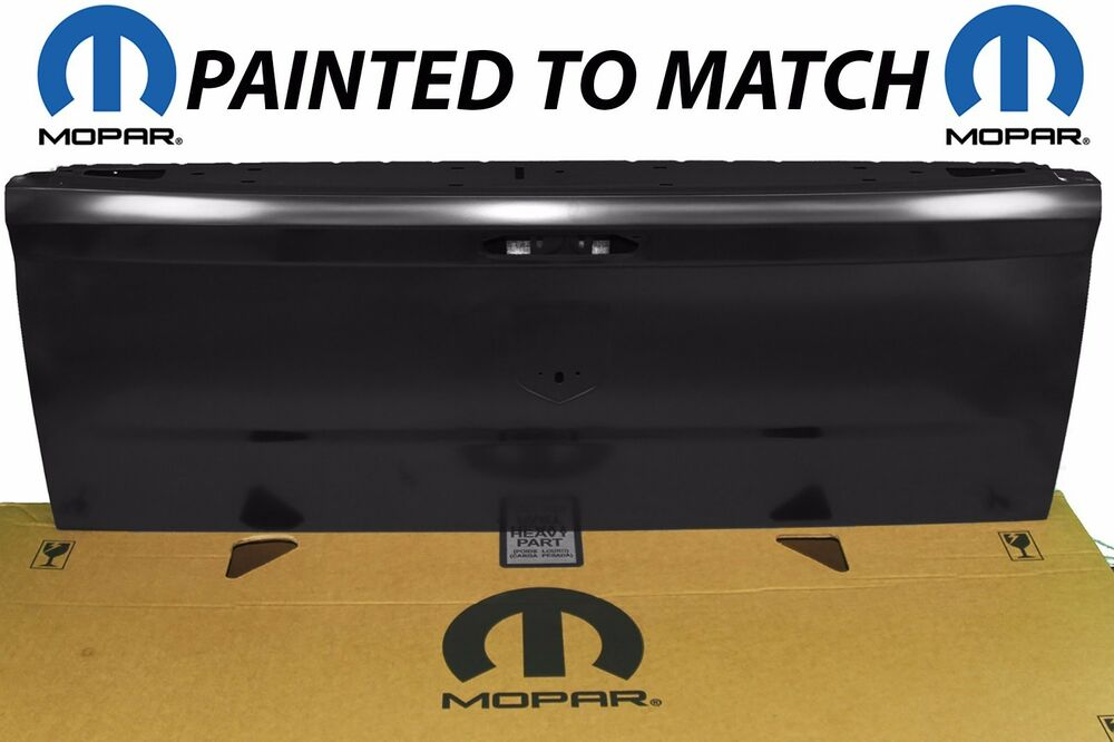Ram Mopar Accessories >> New Painted To Match- OEM MOPAR Rear Tailgate 2010-2017 Dodge Ram 1500 2500 3500 | eBay