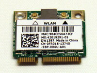 DELL INSPIRON 1545 WIRELESS WIFI CARD DW1397 KW770 BCM94312HMG ABG G33