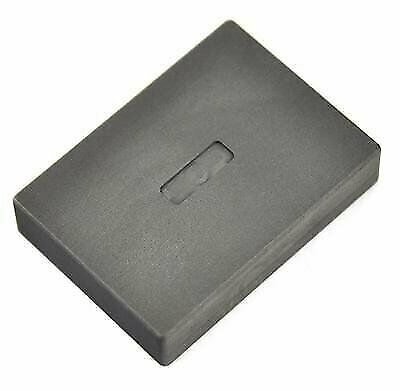 1 Gram Gold Graphite Ingot Kit Kat Bar Mold For Melting