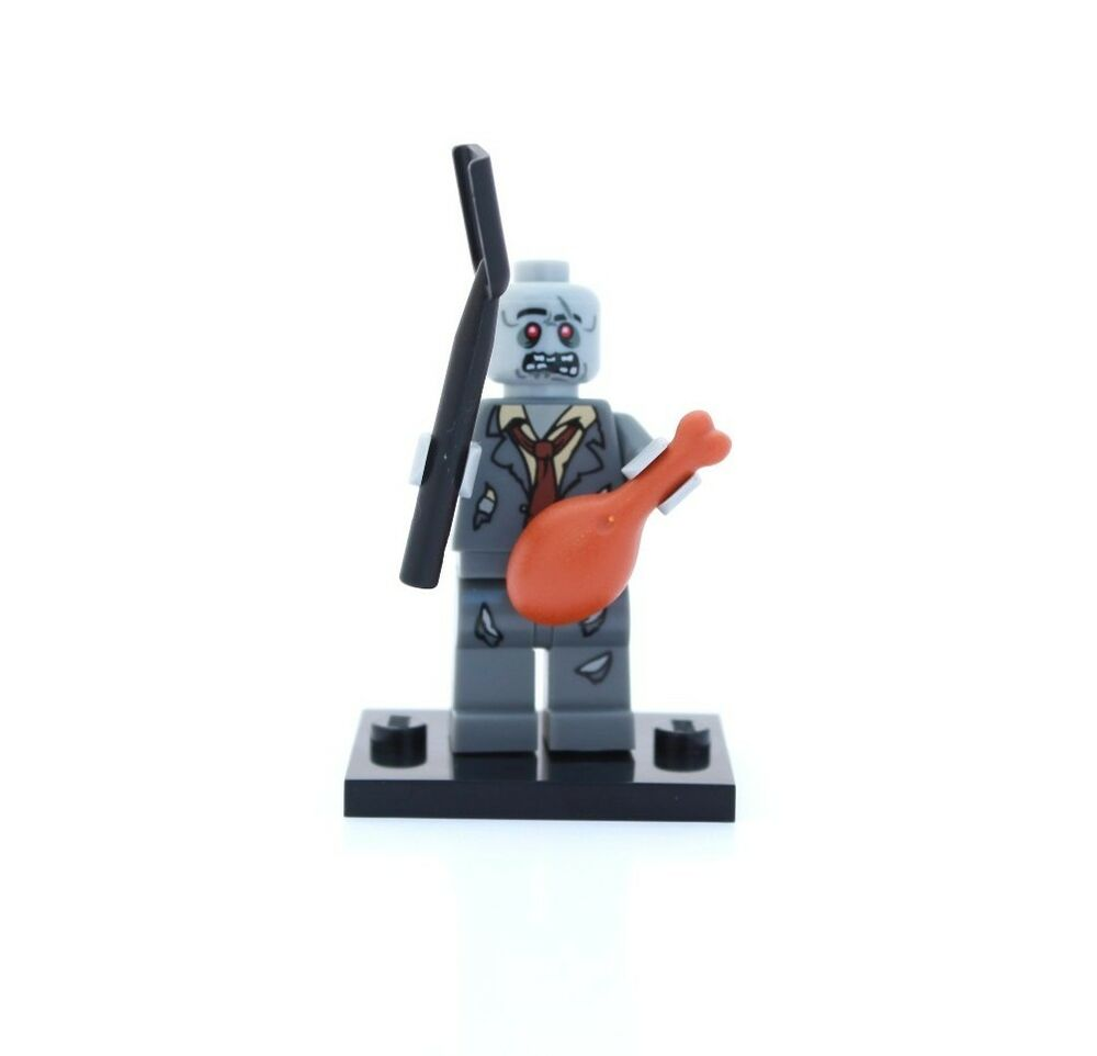 new lego minifigures series 1 8683 zombie ebay. Black Bedroom Furniture Sets. Home Design Ideas