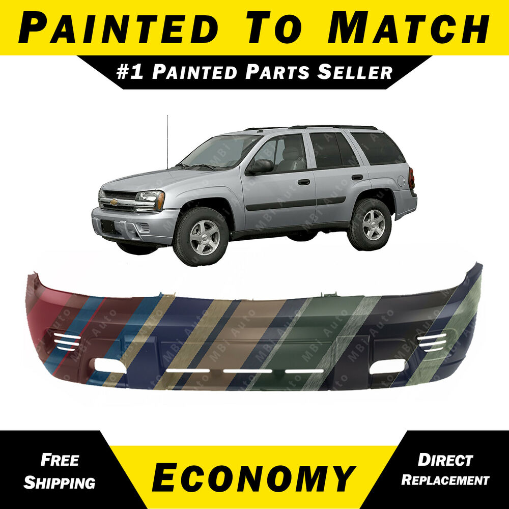 Front Bumper Cover For 2002-2008