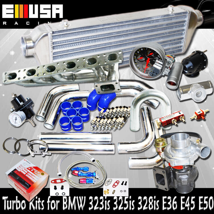 T3 T4 Internal Turbo Kits For 1991 1995 Bmw 325is Base