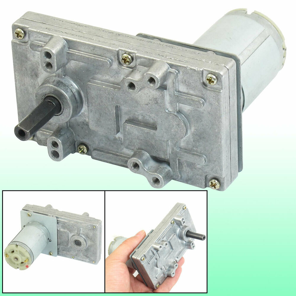 90 rpm dc 12v 0 4a high torque electric speed reduce motor for How to reduce motor speed