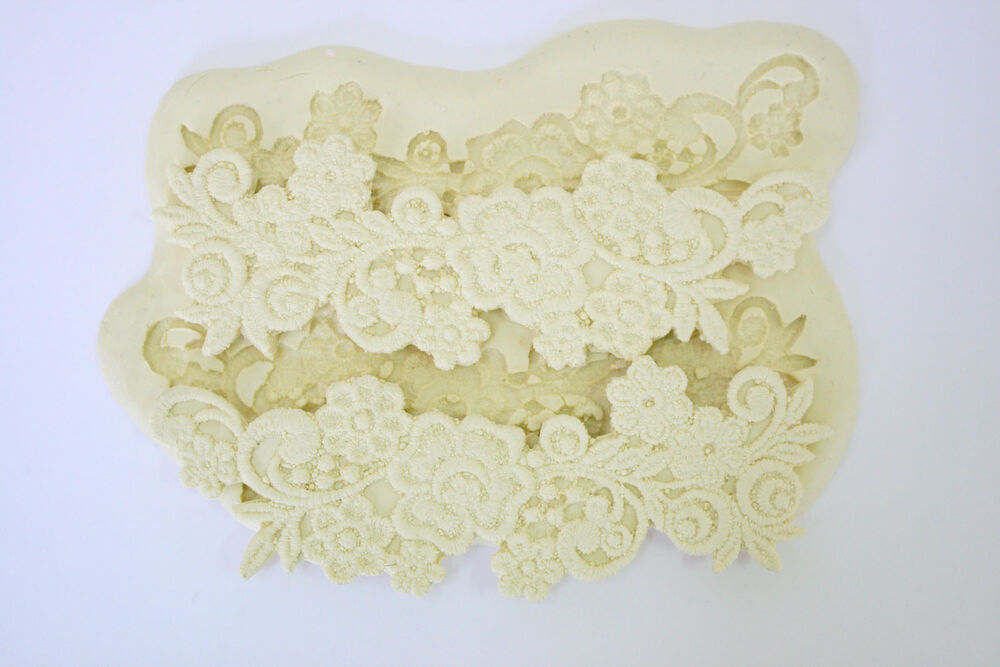 lace moulds for wedding cakes lace mold silicone mould for sugarcraft cake clay 16689