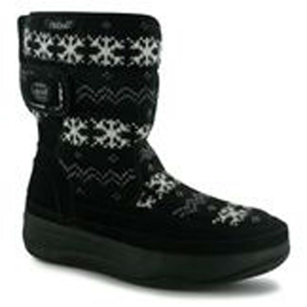 WOMENS SKECHERS TONE UP BOOTS SIZE 3-8 WINTER SNOW SKI NEXT DAY ...