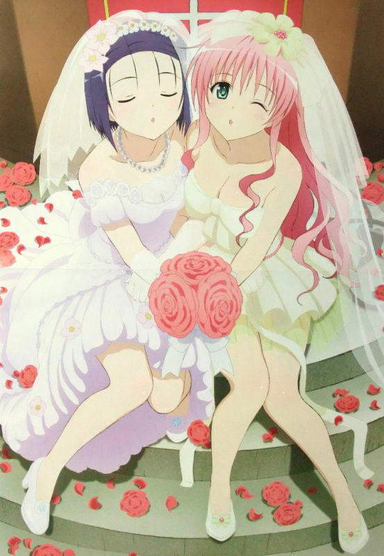 Motto to love ru the world god only knows poster promo - Motto to love ru images ...