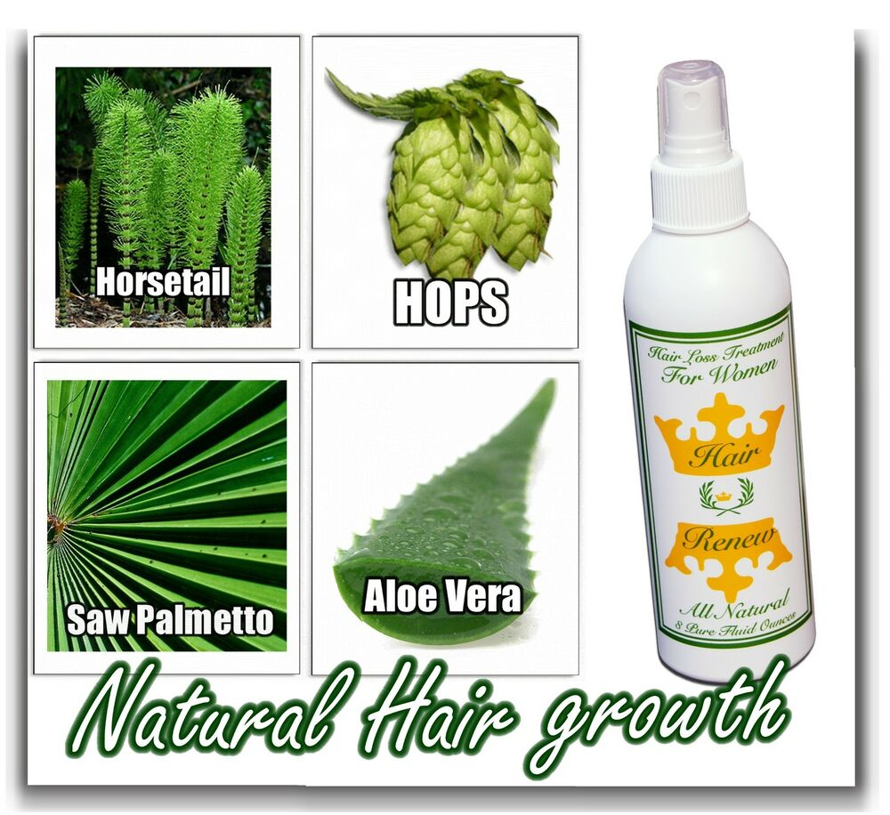 Best Natural Product Hair Renew Growth Faster Stronger