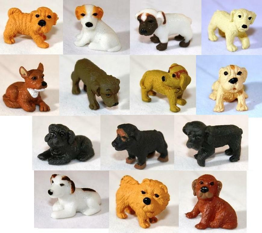 ADOPT A PUPPY FIGURE FIGURINES SERIES 2 ***RETIRED*** 14 ...