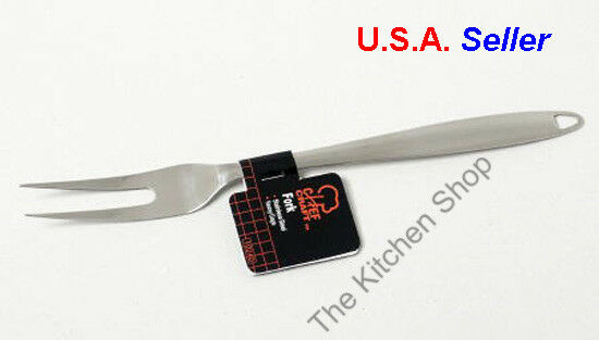 """Pot Fork Stainless Steel 12.5"""" Inch Serving 2 Tines ..."""