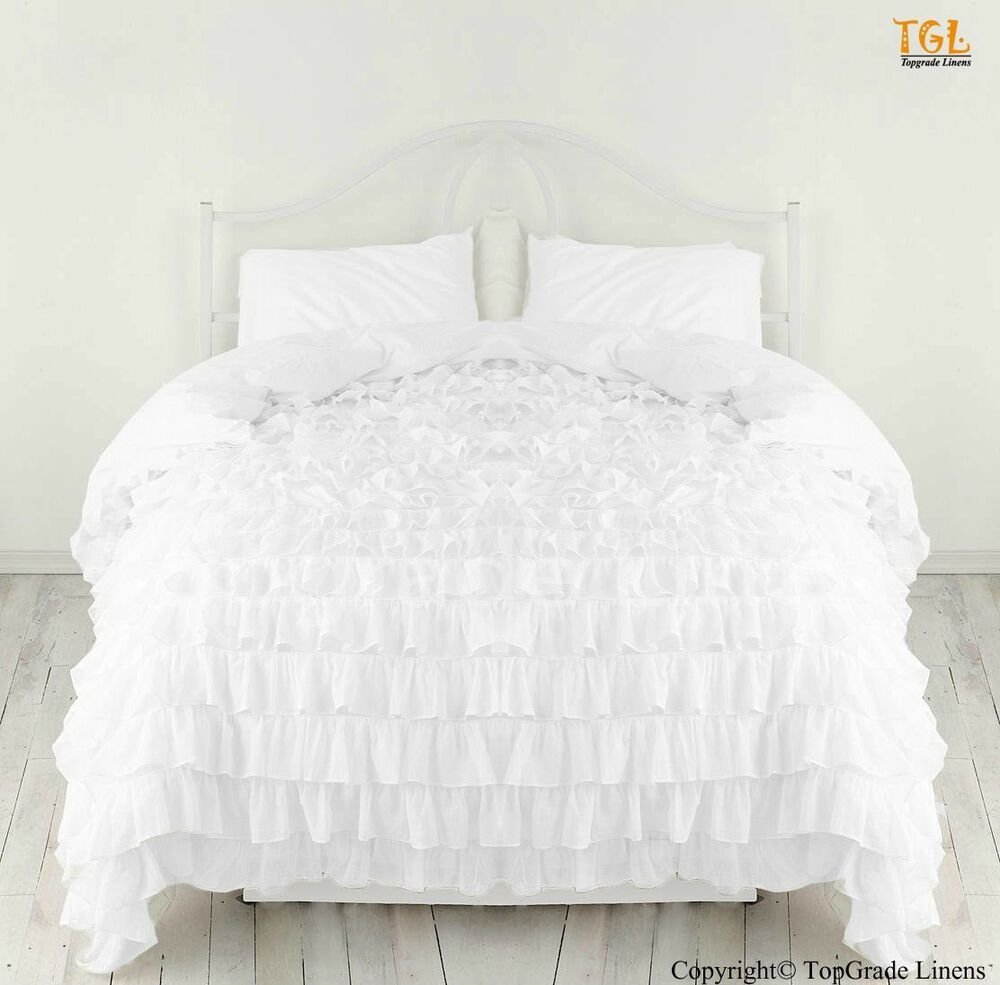 CARYS TUXEDO RUFFLE DUVET COVER: Description: Simple and sophisticated, this duvet has a tuxedo ruffle on both seam edges. A clean and classic look. % Pure Linen Zipper Closure MADE IN THE U.S.A. {shown in fog} Carys Duvets and Coverlets.